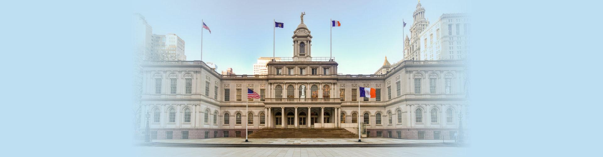 NYC hall